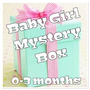 Baby Girl Mystery Box 0-3 months